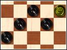Скриншот игры - Шашкодром