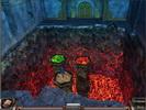 Скриншот игры - Секреты тысячелетия.Проклятье изумруда