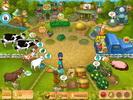 Скриншот игры - Ферма мания