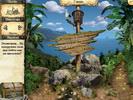 Скриншот игры - Приключения Робинзона Крузо