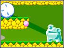 Скриншот игры - Снежок. Приключения Медвежонка