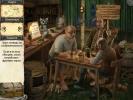 Скриншот игры - Приключения Робинзона Крузо. Проклятие пирата