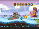 Скриншот игры - Викинги против ацтеков