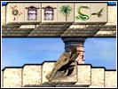 Скриншот игры - Каменный пасьянс