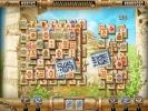 Скриншот игры - Маджонг. Тайны прошлого