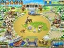 Скриншот игры - Веселая ферма. Древний Рим