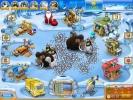 Скриншот игры - Веселая ферма. Ледниковый период