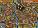 Скриншот игры - Отважные спасатели