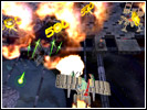 Скриншот игры - Гиперзахватчик