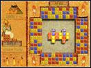 Скриншот игры - Brickshooter Egypt