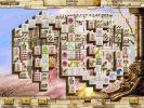 Скриншот игры - Величайшие сооружения: маджонг