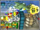 Скриншот игры - Страйк Бол 2