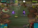 Скриншот игры - Вампиры против зомби
