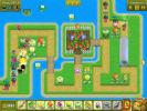Скриншот игры - Защитники сада