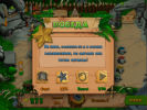 Скриншот игры - Кафе каменного века