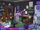 Скриншот игры - Побег из пробирки