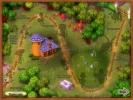 Скриншот игры - Алиса в Стране Маджонг