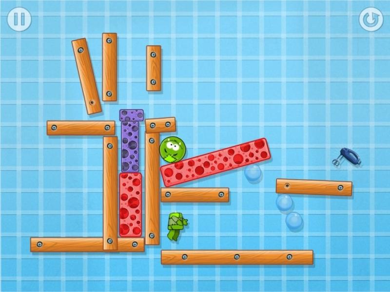 Скриншот игры - Без головы