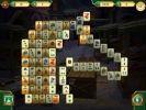 Скриншот игры - Рождественский маджонг