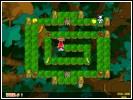 Скриншот игры - Снежок. Приключения На Островах
