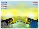 Скриншот игры - Рыцари Неба