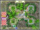 Скриншот игры - Цветочный Сад