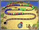 Скриншот игры - Алмазы Хамелеона