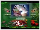 Скриншот игры - Новогодние Пазлы