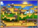 Скриншот игры - Бабуля на островах