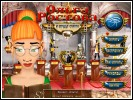 Скриншот игры - Ольга Ростова и Сердце Египта