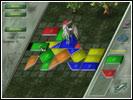 Скриншот игры - Crystall Path