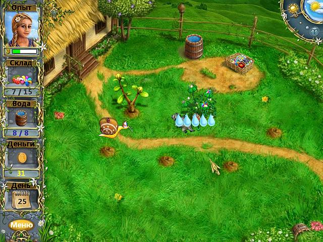 Игры для девочек в весела ферма