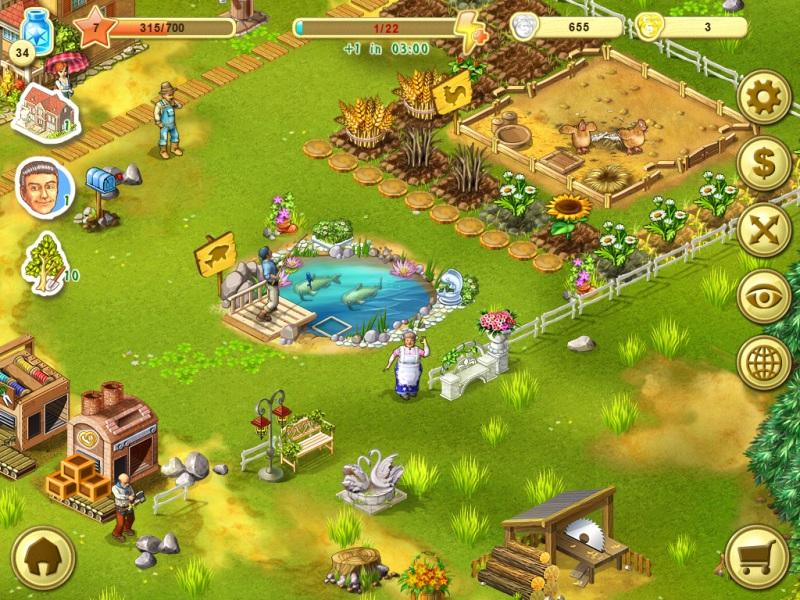 ферма игры онлайн бесплатно без регистрации