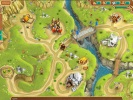 Скриншот игры - Братья Викинги