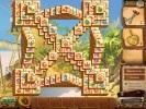 Скриншот игры - Секреты Маджонга