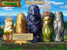 Скриншот игры - Моаи. Строители мечты