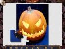 Скриншот игры - Праздничный пазл. Хэллоуин