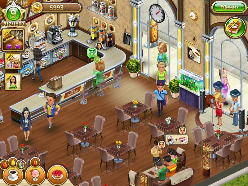 скачать игру бизнес мечты кофейня 3 через торрент