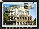 Скриншот игры - Пазл тур. Рим