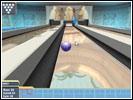 Скриншот игры - Боулинг