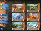 Скриншот игры - Маджонг Юрского Периода