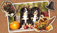 Игра Праздничный пазл. День Благодарения