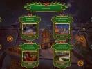 Скриншот игры - Пасьянс солитер. Рождество