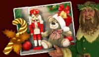 Игра Праздничный пазл. Рождество 2