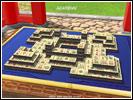 Скриншот игры - Маджонг