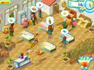 Скриншот игры - Супер-Маркет-Мания