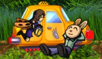 Игра Небесное такси 6. Бесконечность