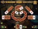 Скриншот игры - Пасьянс Солитер. Настоящий Детектив