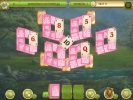 Скриншот игры - Пасьянс солитер. Пасха
