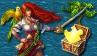 Игра Пиратский пазл